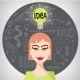 Vector Idea Illustration - GraphicRiver Item for Sale
