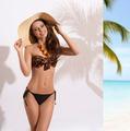 happy girl with bikini - PhotoDune Item for Sale