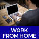 Work From Home | HTML5 Ad Banner - CodeCanyon Item for Sale