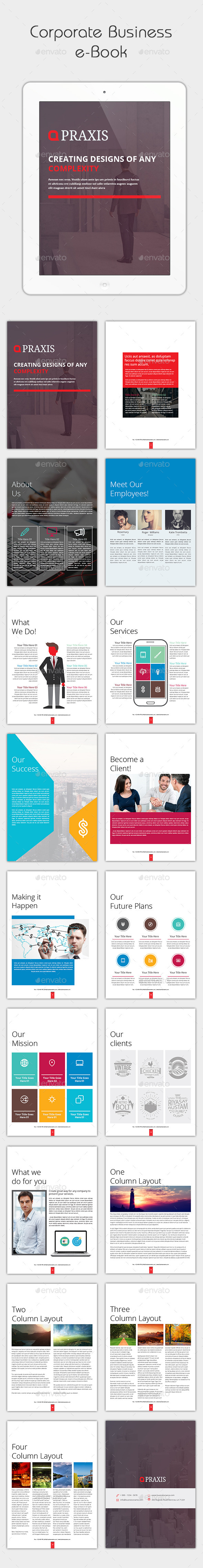 GraphicRiver Corporate Business e-Book 11251104