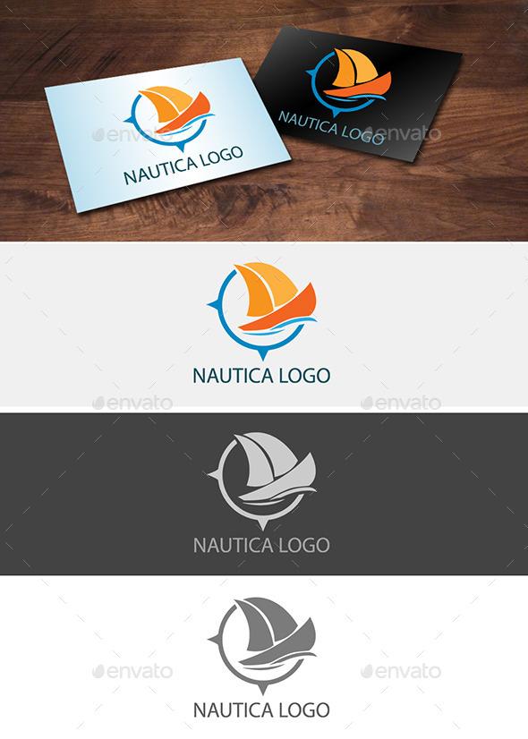 GraphicRiver Nautica Logo 11251279