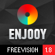 ENJOOY - Responsive Multi-Purpose WordPress Theme - ThemeForest Item for Sale