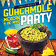 Guacamole Mexican Party Flyer - GraphicRiver Item for Sale