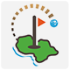 Golf Logo - GraphicRiver Item for Sale