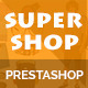 Vela Super Shop - Responsive Prestashop Themes - ThemeForest Item for Sale