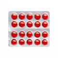 Red pills blister pack - PhotoDune Item for Sale