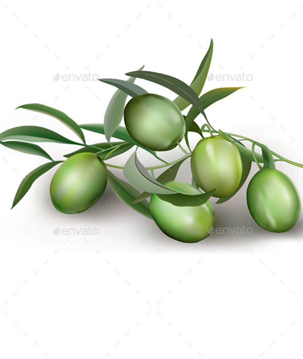 GraphicRiver Green Olives 11252880