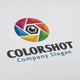 Color Shot Logo - GraphicRiver Item for Sale