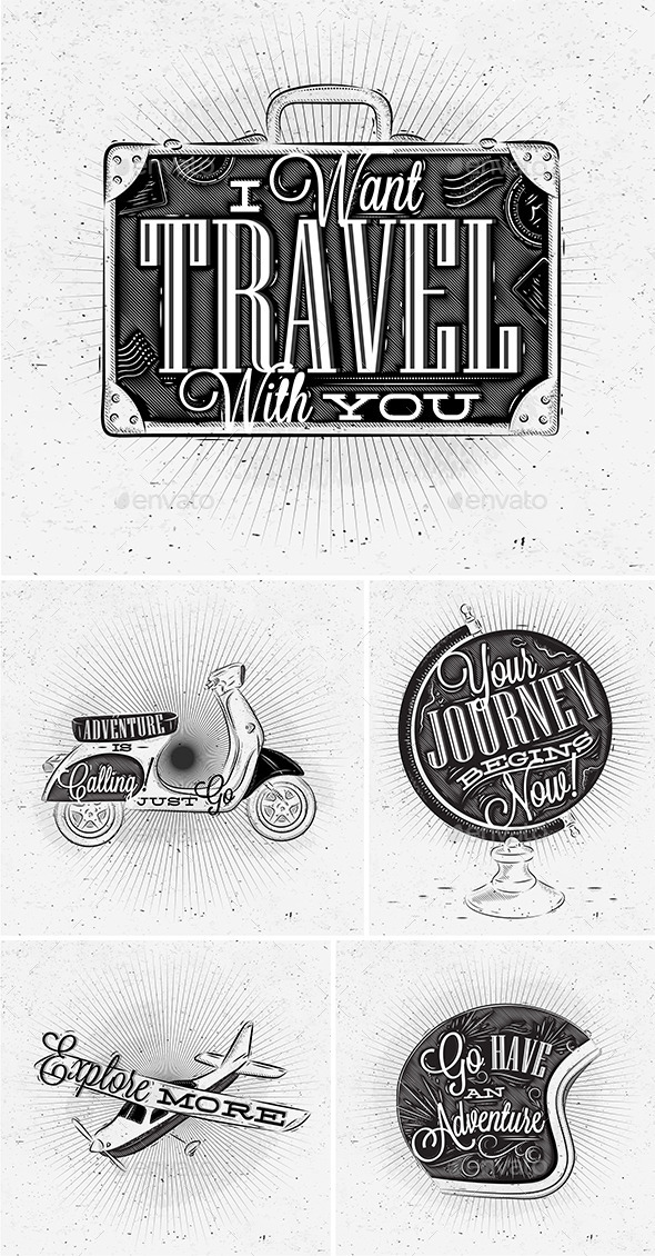 GraphicRiver Poster Journey Coal 11253335