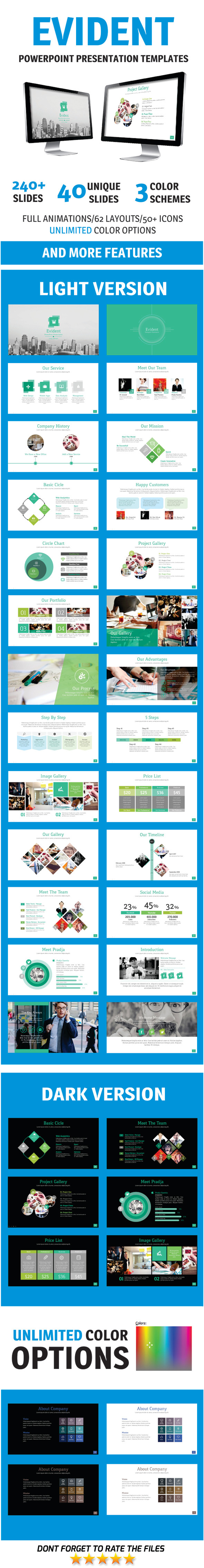 GraphicRiver Envident PowerPoint Template 11253516
