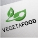 Vegetafood Logo - GraphicRiver Item for Sale