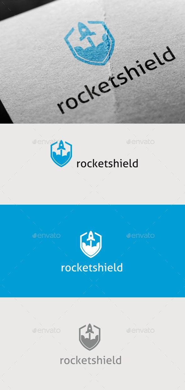 GraphicRiver Rocket Shield 11254579