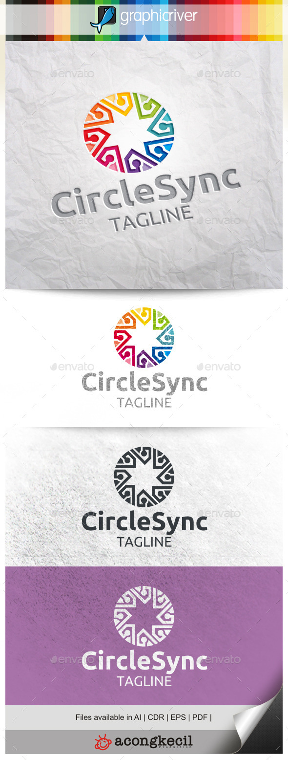 GraphicRiver Circle Sync V.6 11254739
