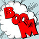 Set of Comic Book Explosions  - GraphicRiver Item for Sale