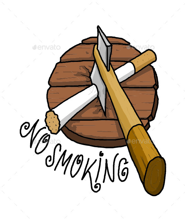 GraphicRiver No Smoking 11254993