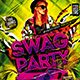 Flyer Swag Party Konnekt - GraphicRiver Item for Sale