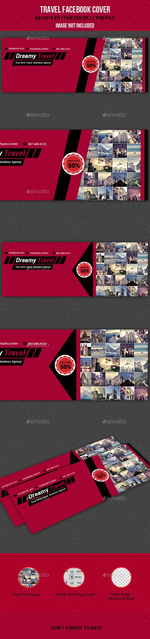 GraphicRiver Travel Facebook Timeline Cover 11247214