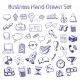 Set Of Doodle Business And Management - GraphicRiver Item for Sale