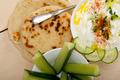 Arab middle east goat yogurt and cucumber salad - PhotoDune Item for Sale