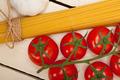 Italian basic pasta ingredients - PhotoDune Item for Sale