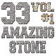 33 Amazing Stone Styles Vol. 1 - GraphicRiver Item for Sale