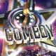 Comedy or Karaoke Stars - GraphicRiver Item for Sale