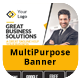 MultiPurpose Business Banner - GraphicRiver Item for Sale