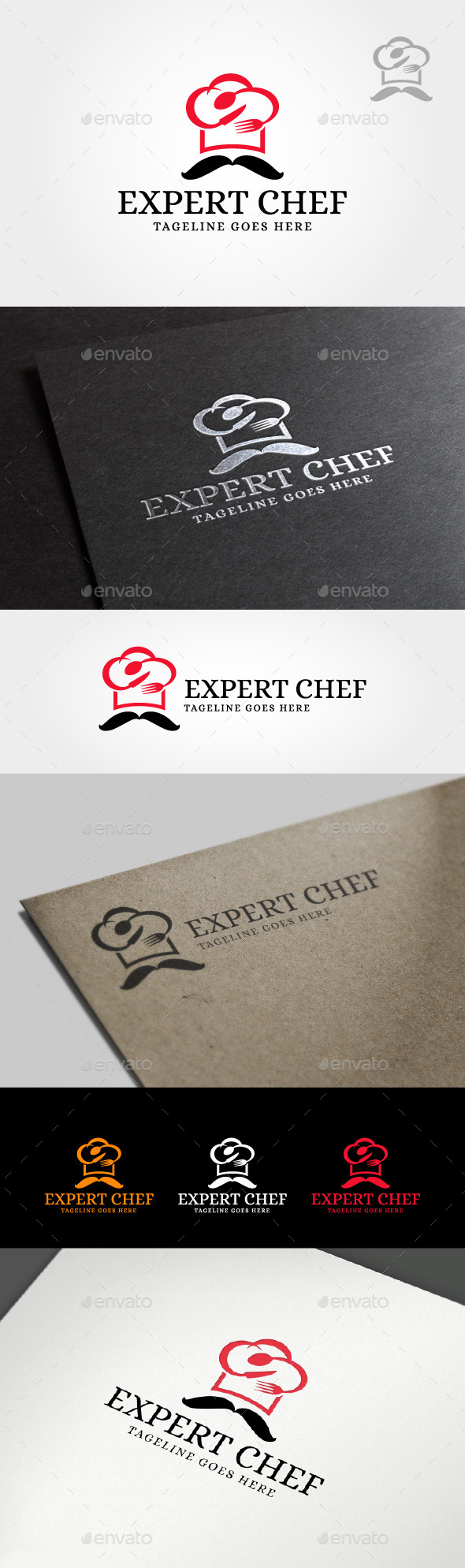 GraphicRiver Expert Chef 11256498