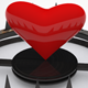 Trapped Heart Background - VideoHive Item for Sale