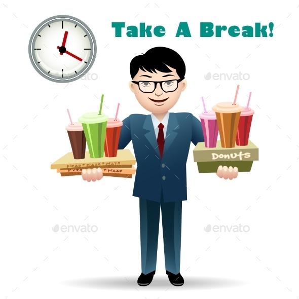 GraphicRiver Take a Break 11256597