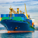 commercial container ship - PhotoDune Item for Sale