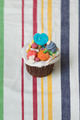 colorful cupcake - PhotoDune Item for Sale