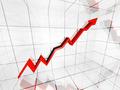 financial graph - PhotoDune Item for Sale
