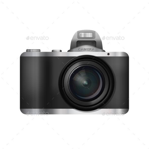 GraphicRiver Compact Camera 11257482