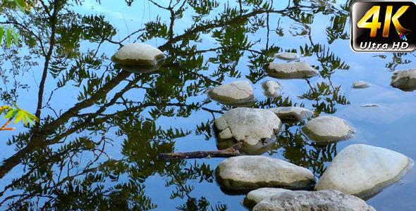 Stones on Green Lake 2