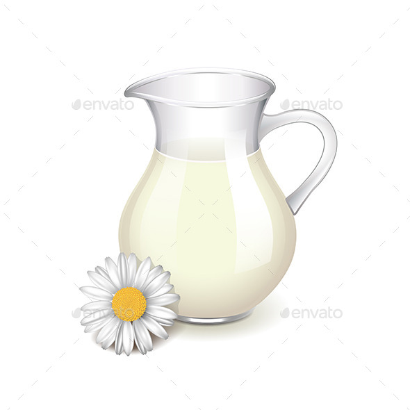 GraphicRiver Jug of Milk 11259100