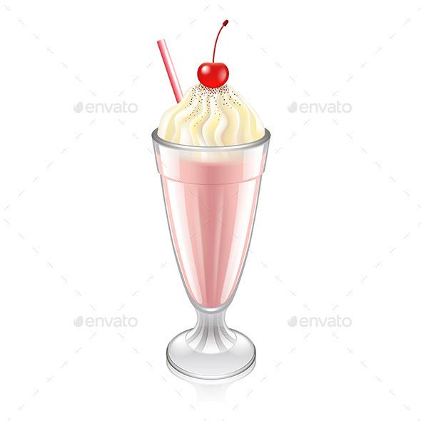 GraphicRiver Milkshake 11259101