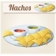 Nachos (Tortilla Chips). Detailed Vector Icon - GraphicRiver Item for Sale