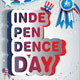 Independence Day Templates - GraphicRiver Item for Sale
