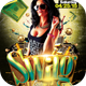 Swag Party Flyer Template - GraphicRiver Item for Sale