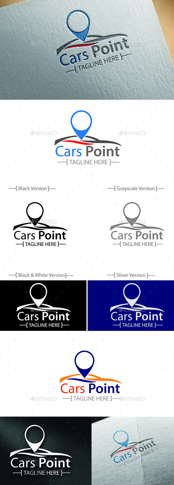 GraphicRiver Car Sale Point 11260229
