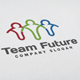 Team Future Logo - GraphicRiver Item for Sale