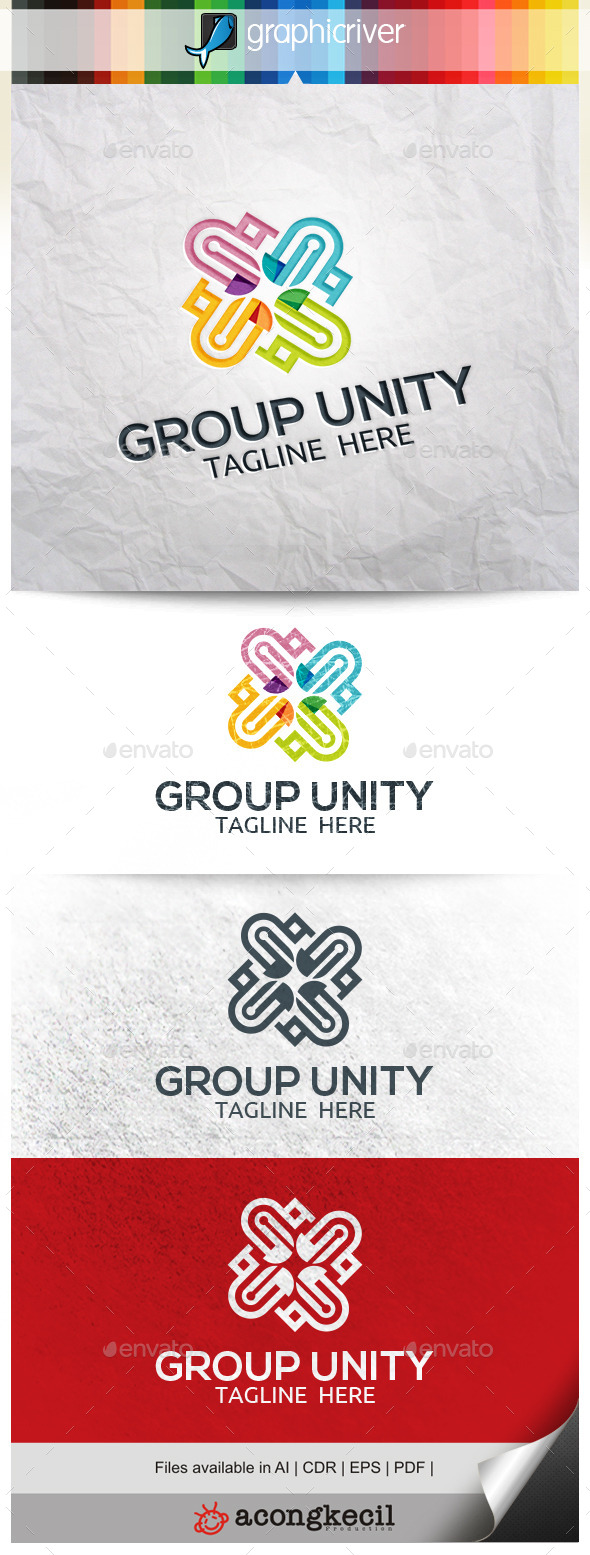 GraphicRiver Group Unity V.3 11261148