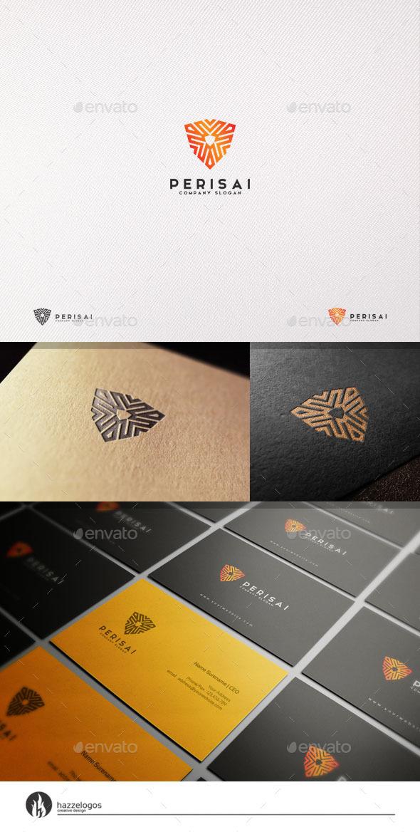 GraphicRiver Perisai Logo 11262045