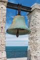 Big bell in the Chersonesus in Crimea, near Sevastopol - PhotoDune Item for Sale