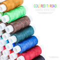 Multicolor sewing thread isolated - PhotoDune Item for Sale