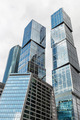skyscrapers Moscow International Business Center Moscow-City - PhotoDune Item for Sale