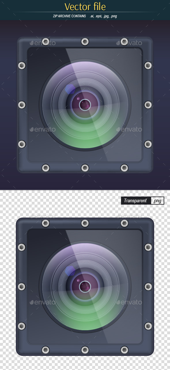 GraphicRiver Action Camera 11262190