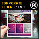 Corporate Flyer / Magazine Ads - GraphicRiver Item for Sale