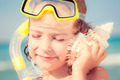 Happy child on the beach - PhotoDune Item for Sale